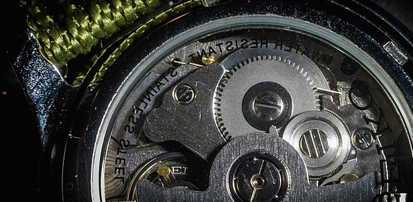 Clock Mechanism Watch Timepiece Hour S Qualifying