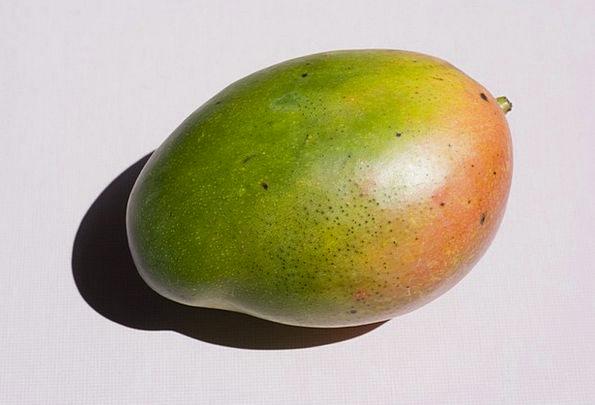 Mango Drink Ovary Food Tropical Hot Fruit Green Li