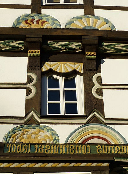 Hamelin Buildings Structure Architecture Window Ga