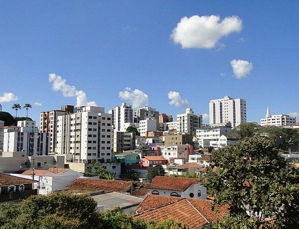 Minas Buildings Architecture Lavras Brazil Street
