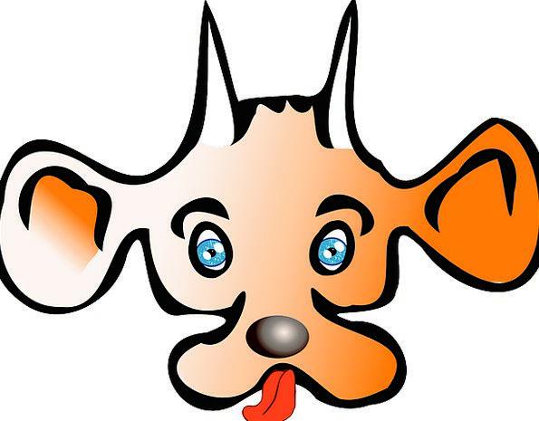 Farm Animal Intimidate Crazy Foolish Cow Ears Auri