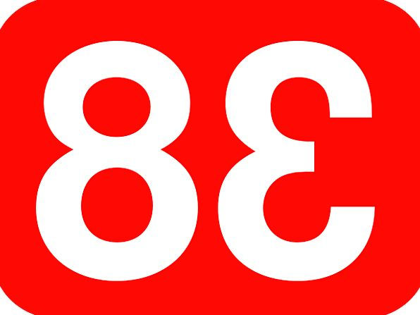 Thirty Number Amount Eight 38 Free Vector Graphics