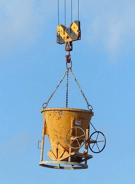 Load Lifter Crane Hoist Construction Work Last Pre