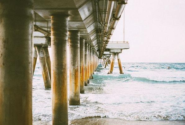 Pier Dock Vacation Harbors Travel Ocean Marine Doc