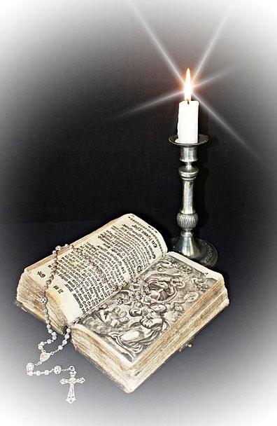 Faith Confidence Christianity Bible Rosary Religio