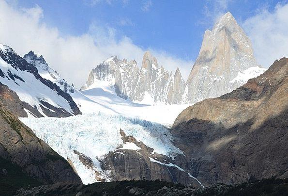 Patagonia Landscapes Nature Cerro Torre Fitz Roy G
