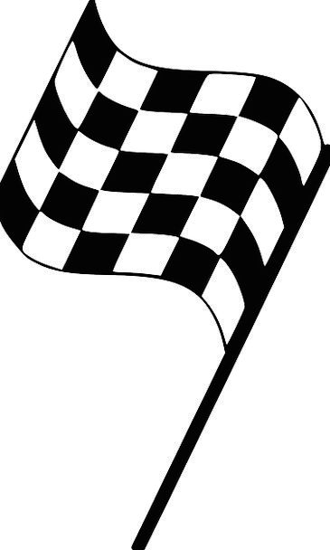 Checkered Flag 41 Decal Sticker moreover Mustang Car Clipart in addition 171196896103 further Nascar Race Car Clipart additionally Royalty Free Stock Image Sports Flags Image31606. on nascar checkered flag