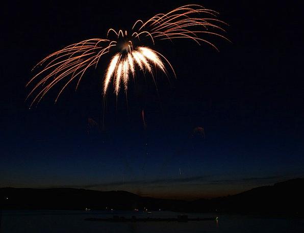 Fireworks Rockets Bank Set Sparklers Magic Celebra