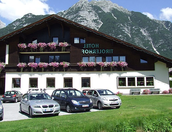 Tirolerhof Austria Weidach Tirol