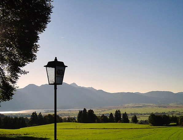 Upper Bavaria Kreutalm Bavaria Mood Kochelsee Visi