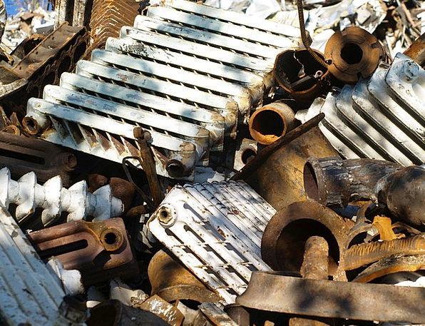 Textura Metallic Rust Corrosion Metal