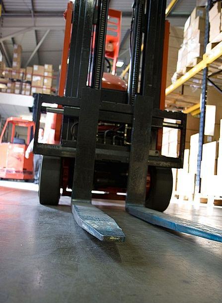 Forklift Divide Forks Divides Fork Warehouse Grana