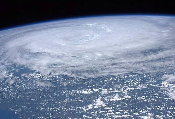 Hurricane Tropical Cyclone Hurricane Irene Space C