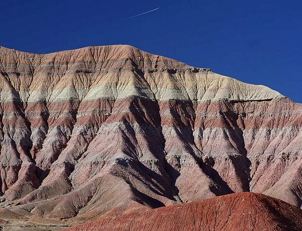 Rock Layers Sand Stone Red Rocks Color Hue Las Veg