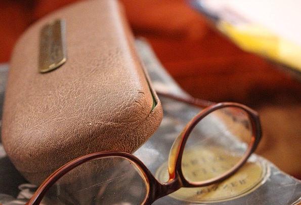 Glasses Writer Author Spectacles Reading Reader Bo