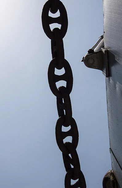 Steel Chain Strengthen Anchor Chain Steel Seafarin