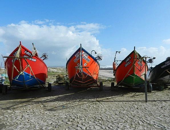 Boats Ships Portugal Castelo Do Neiva