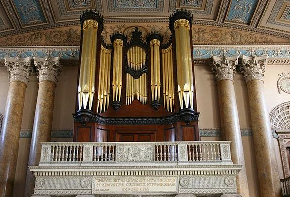 Organ Structure Church Organ Pipe Organ Greenwich