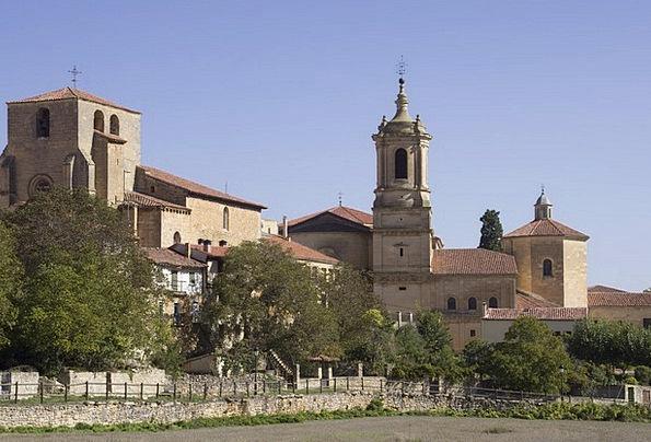 Santo Domingo De Silos Cloister Burgos Monastery B