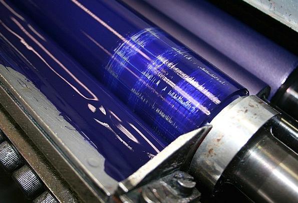 Printed Matter Azure Roles Parts Blue Technique Me