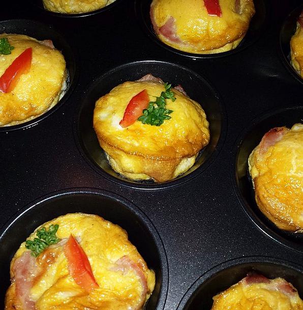 Egg Muffin Drink Ovum Food Breakfast Mealtime Egg