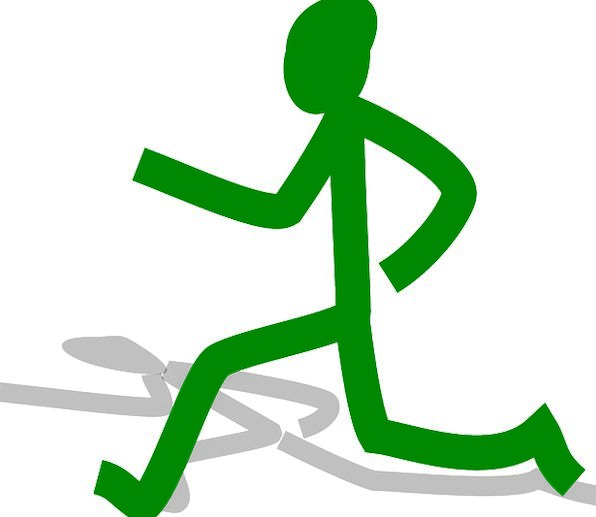 Runner Sprinter Dash Action Act Sprint Training Ru