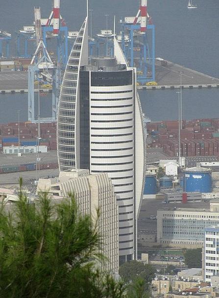 Skyscraper Tower Buildings Architecture City High-