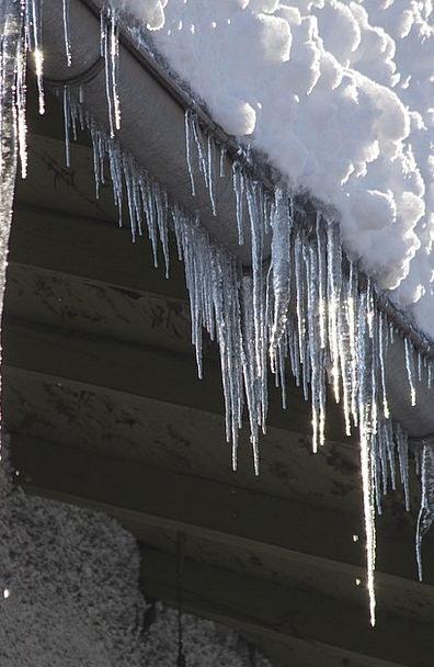 Ice Stalactite Cold Emotionless Icicle Freezing Ra
