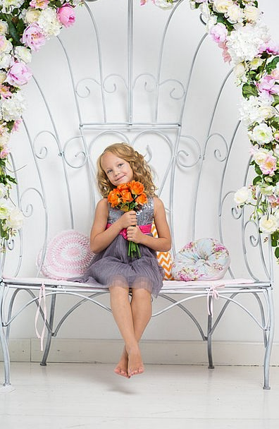 Child Youngster Attractive Young New Pretty People