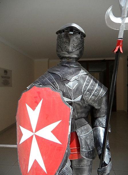 Knight Cavalier Mail Ritterruestung Armor Malta Mi