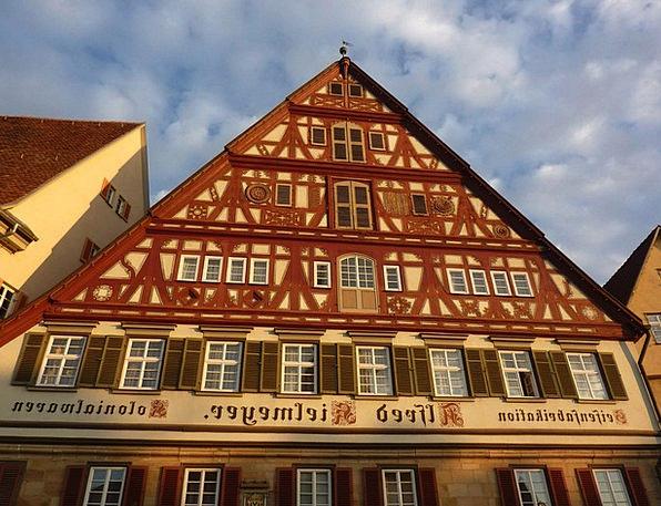Esslingen Buildings Architecture Building Structur