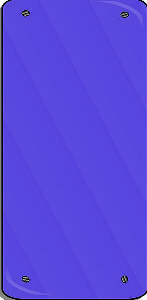 Board Panel Cover Shelter Clipboard Blue Azure Fre