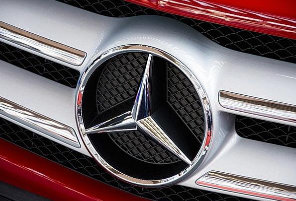 Mercedes Traffic Symbol Transportation Car Carriag