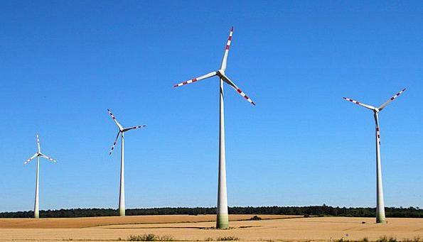 Wind Energy Windmill Renewable Enegy Wind Breeze M