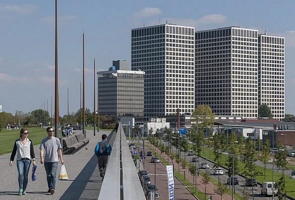 Rotterdam Roofpark Euro Point City Park Four Harbo