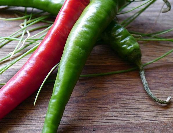 Peppers Sprinkles Drink Bloodshot Food Vegetables