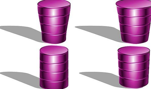 Data Information File Pile Mound Database Hard Dri