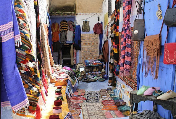 Morocco Crafts Skills Chefchaouen