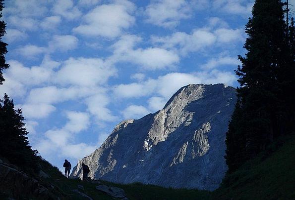 Mountains Crags Landscapes Nature Fourteener Color