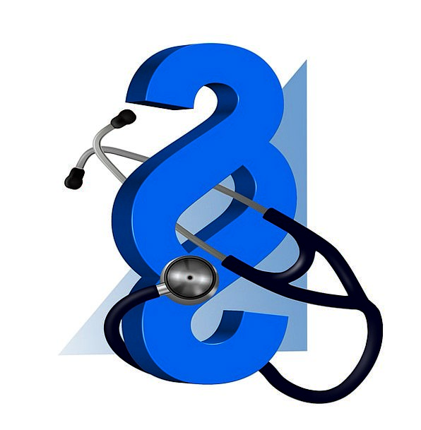 Doctor Medic Medical Health Legal Clause Bless You