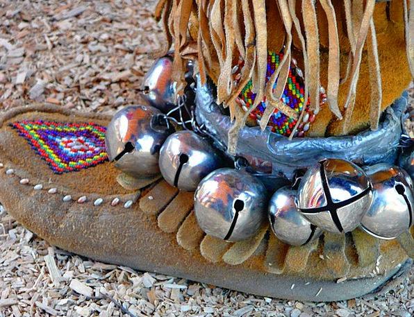 Mocassin Native Innate Shoe Foot Indian Pair Footw