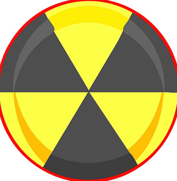 Nuclear Atomic Craft Ciphers Industry Signs Symbol