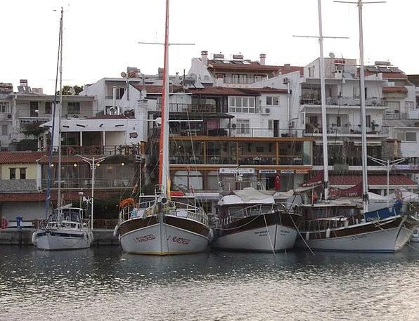 Datça Maritime Edge Advantage Marine Yachts Ships