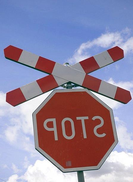 Sign Symbol Traffic Halt Transportation The Passag