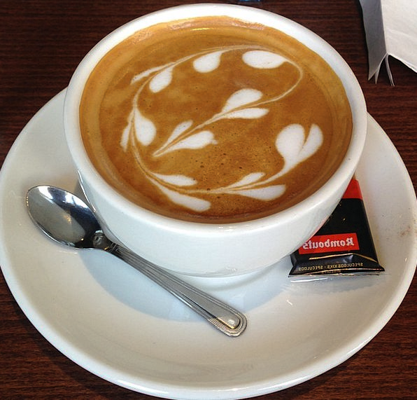 Latte Drink Chocolate Food Cappuccino Coffee Tasty
