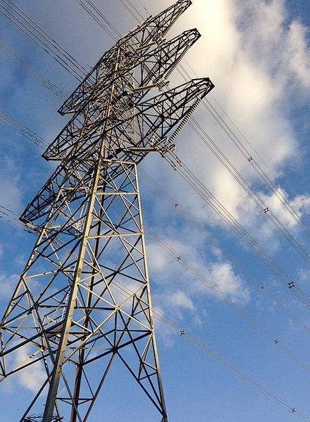 Power Pole Utility Pole Electricity Power Control