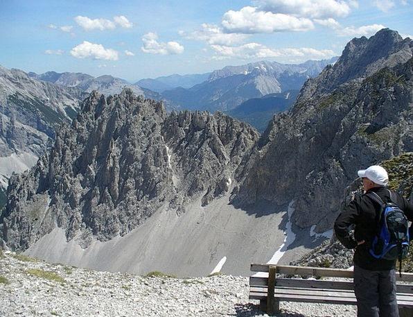 Mountain Station Innsbruck Hafelekar Mountain Hiki