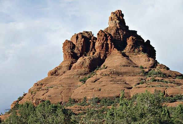 Sedona Landscapes Nature Usa Arizona Desert Reward