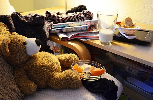 Clutter Messy Disordered Youth Rooms A Mess Mess S