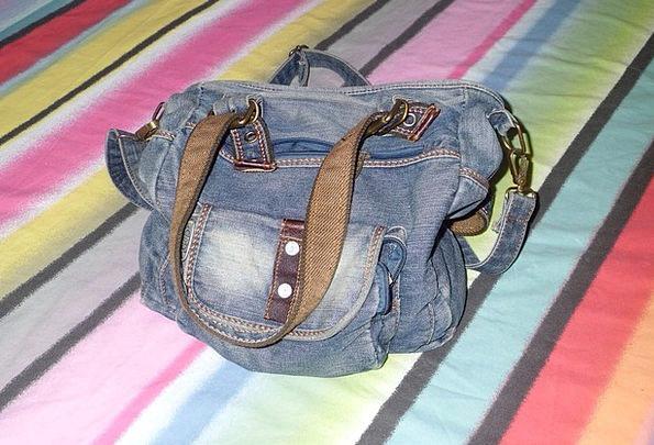 Handbag Bag Backpack Rucksack Jean